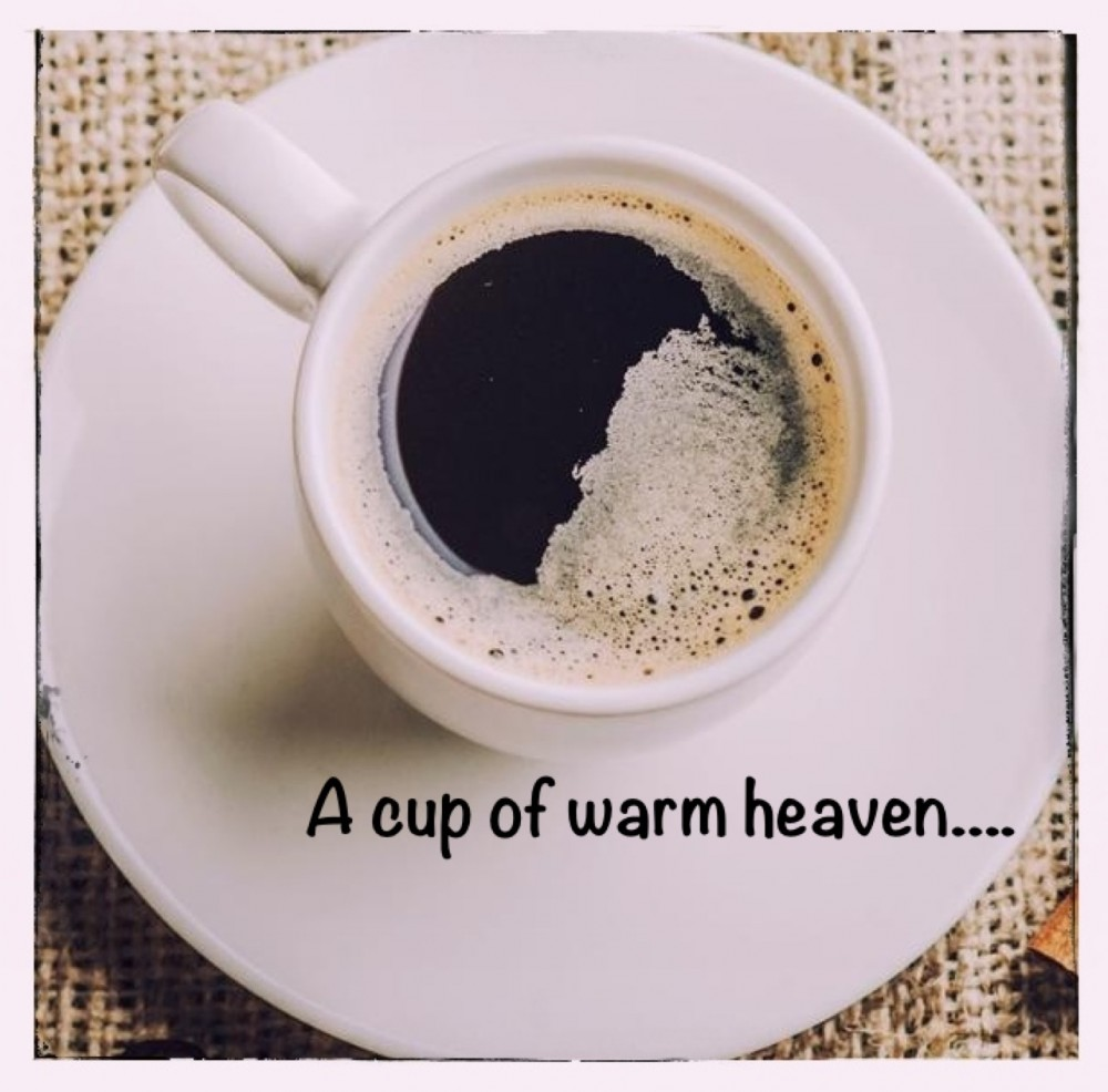 A cup of warm heaven