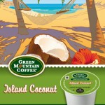 {Giveaway} Limited Edition Island Coconut – Box of 24 K-Cup Portion Packs #YourPerfectCup