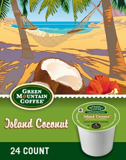 Island Coconut K-Cups