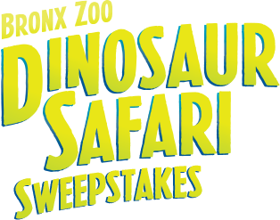 Bronx Zoo Dinosaur Safari Sweepstakes