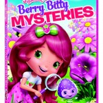 Strawberry Shortcake: Berry Bitty Mysteries Coming to DVD & Digital HD #Giveaway @Fheinsiders