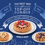 {Review} Ihop's Sweet Cream Belgian Waffles *Limited Time*