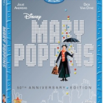 Disney's Mary Poppins 50th Anniversary Edition Arrives on Blu-ray December 10th