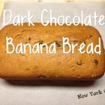 Easy Recipe: Dark Chocolate Banana Bread