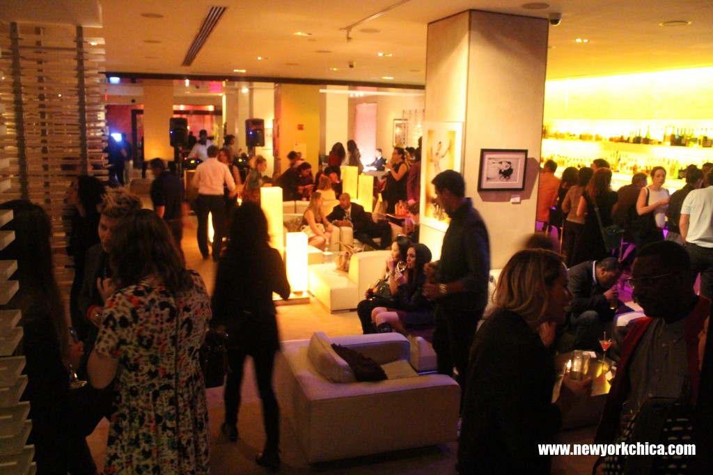 Affordable Art Kickoff Event at the W