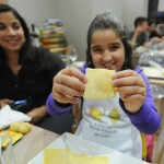 Grana Padano and Lidia Bastianich Teach Healthy Eating with Kids at Eataly