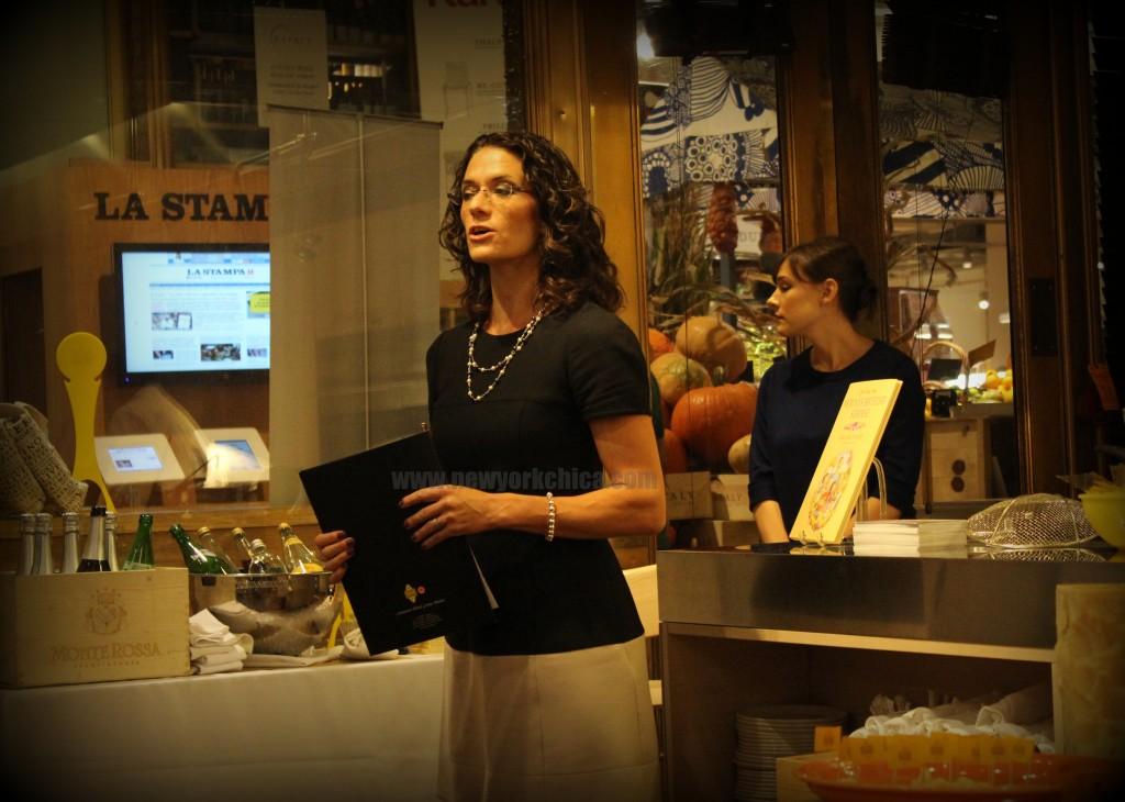 Lauren Antonucci, Nutritionist