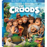 The Croods Blue Ray DVD Giveaway