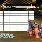 Turbo Timetables