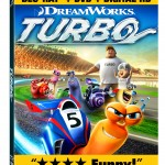 Turbo on Blu-ray/DVD