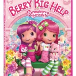 {Giveaway} Strawberry Shortcake: Berry Big Help! Available Now on DVD & Digital Copy #BerryBigHelp