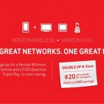 Verizon Wireless & Verizon FiOS Customers Can Now Save $480 Over The Next 2 Years! #SomosFiOS #ad