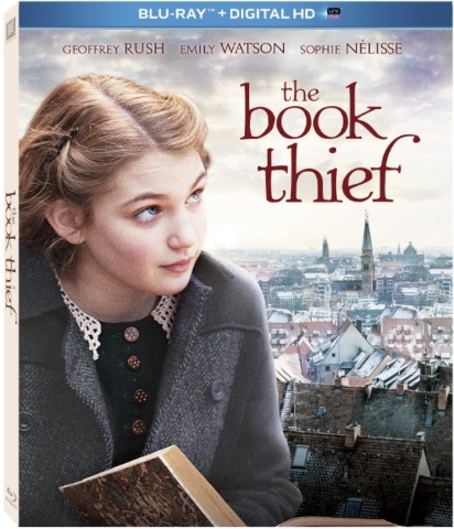 The Book Thief on Blu-ray/DVD