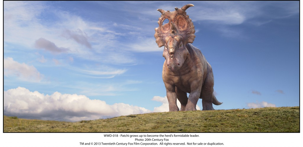WWD-018 - Patchi grows up to become the herd's formidable leader.
