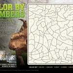 Walking With Dinosaurs The Movie FREE Interactive Activity Sheets