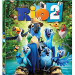 {Giveaway} Rio 2 on Blu-ray & DVD July 15th @FHEInsiders #Rio2Insiders