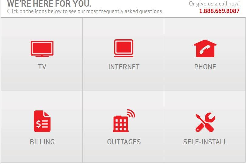 Somos Verizon FiOS