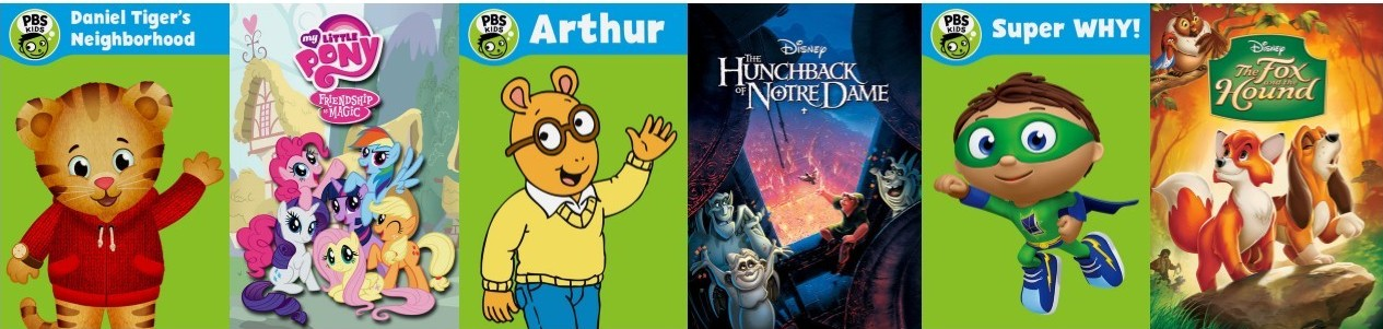 Netflix August little kids