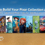 Last Week to Get your Favorite Pixar Films from Disney Movies Anywhere!