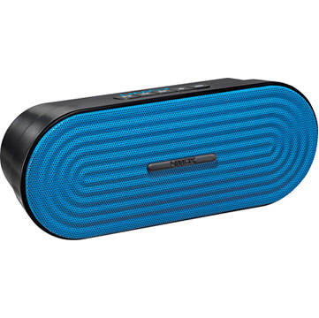 HMOX Rave Bluetooth Speaker - Blue