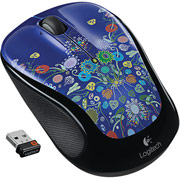 Logitech Mouse jewel design