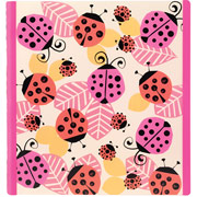 Staples Better Binder_Ladybug