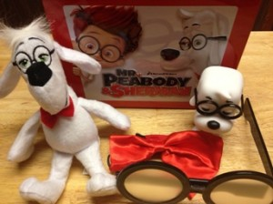 Mr peabody and sherman goodies