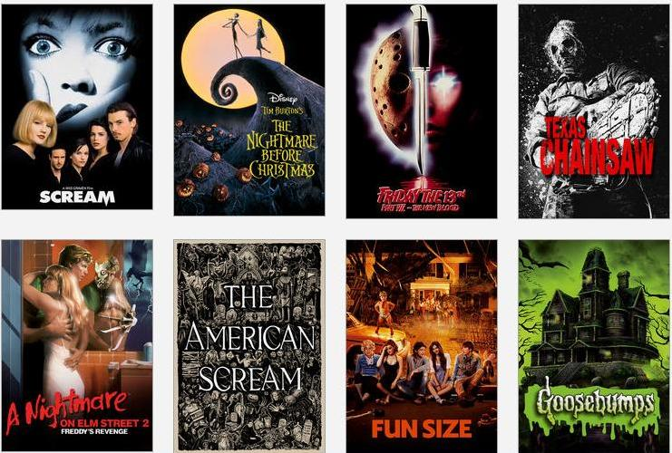 Celebrate Halloween with @Netflix & Some Popcorn #StreamTeam – New ...