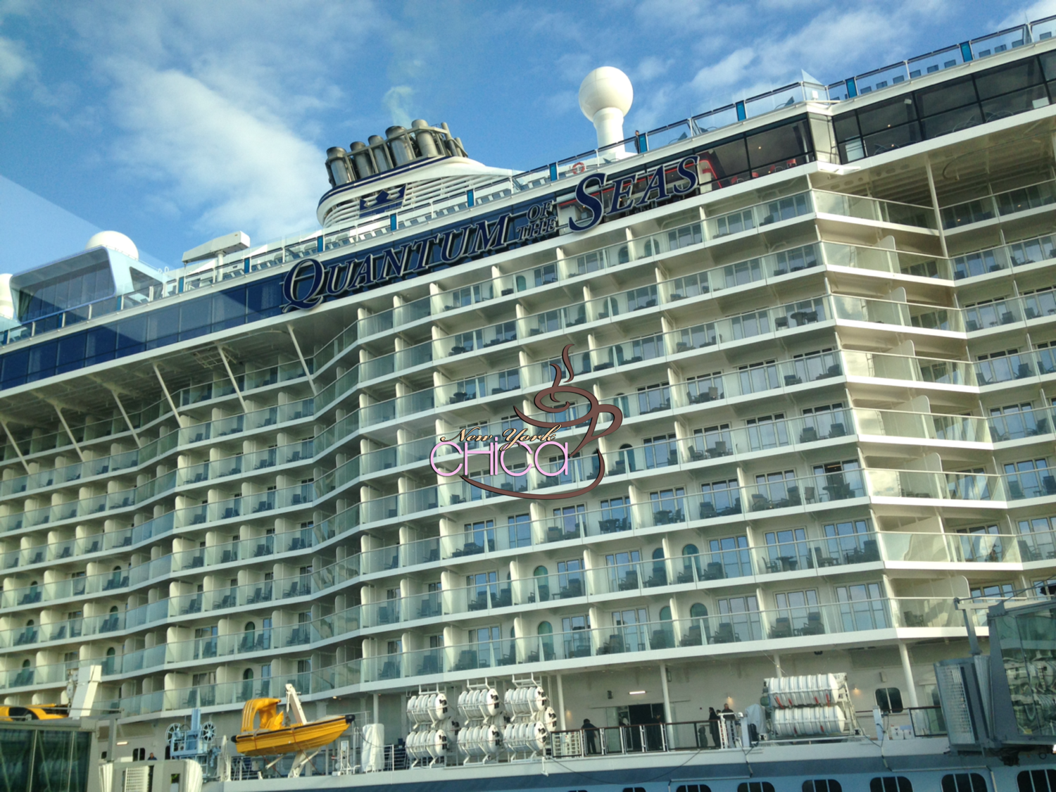 Quantum of the Seas Ship