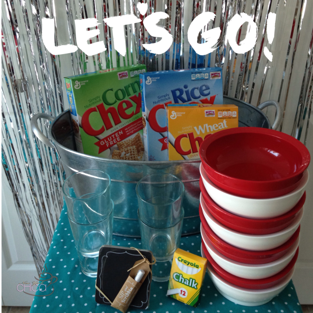Chex giveaway prize pack