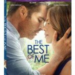 The Best of Me on Blu-ray/DVD