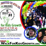 Join Human Growth Foundation as they host their 3rd Annual Walk for Kids Growth Event