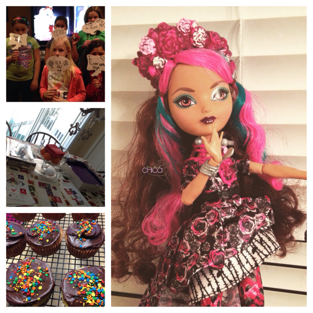Ever After High After-School Party