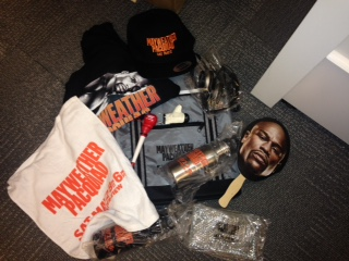 Showtime prize pack