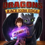 Netflix's Original Series #Dragons: Race to the Edge  #StreamTeam