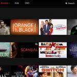 My Netflix list