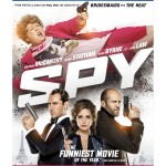 {Blu-ray & DVD Giveaway} Spy – Ends October 15th #SpyInsiders