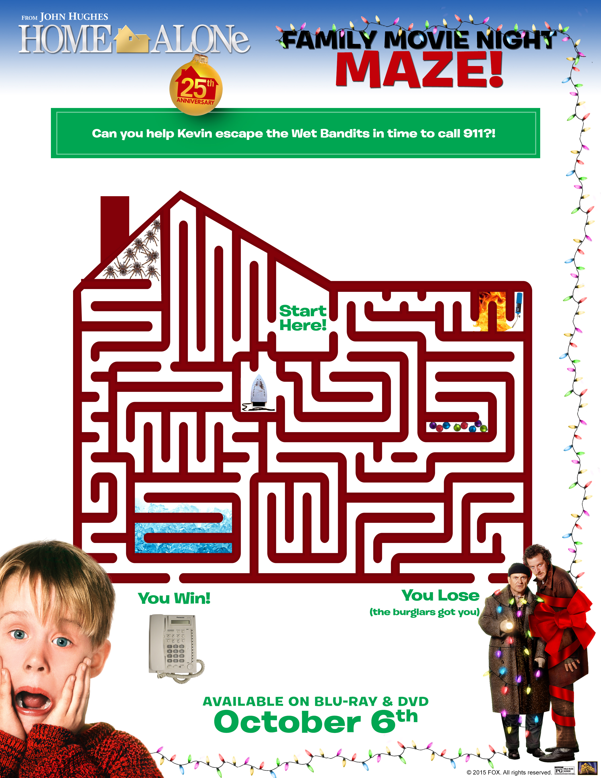 Giveaway} Home Alone: Ultimate Collector's Edition Blu-ray & DVD ...