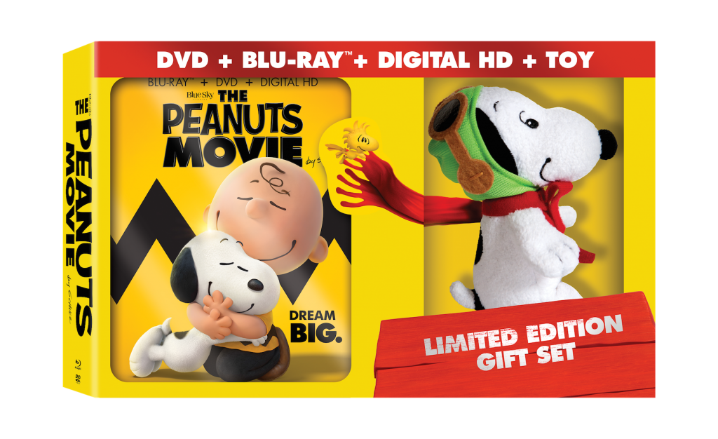 The Peanuts Limited Edition Gift Set