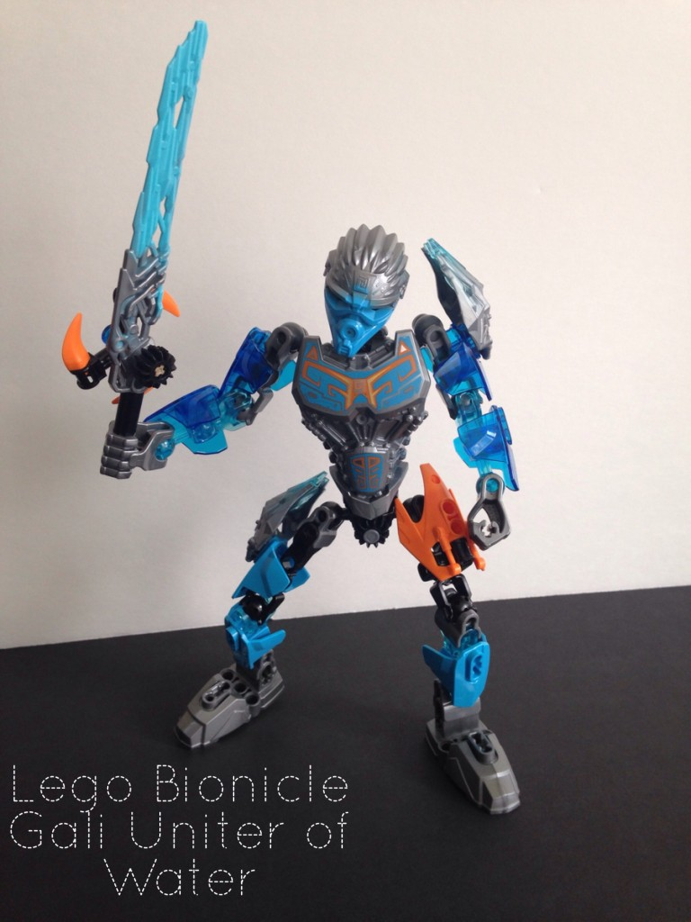 Lego Bionicle Gali Uniter of Water