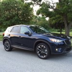 Driving Around in a 2016 Mazda CX-5 Grand Touring #DriveShop #DriveMazda