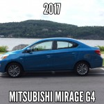 Weekend Getaway to Hershey Park in the 2017 Mitsubishi Mirage G4 SE #DriveShop #DriveMitsubishi