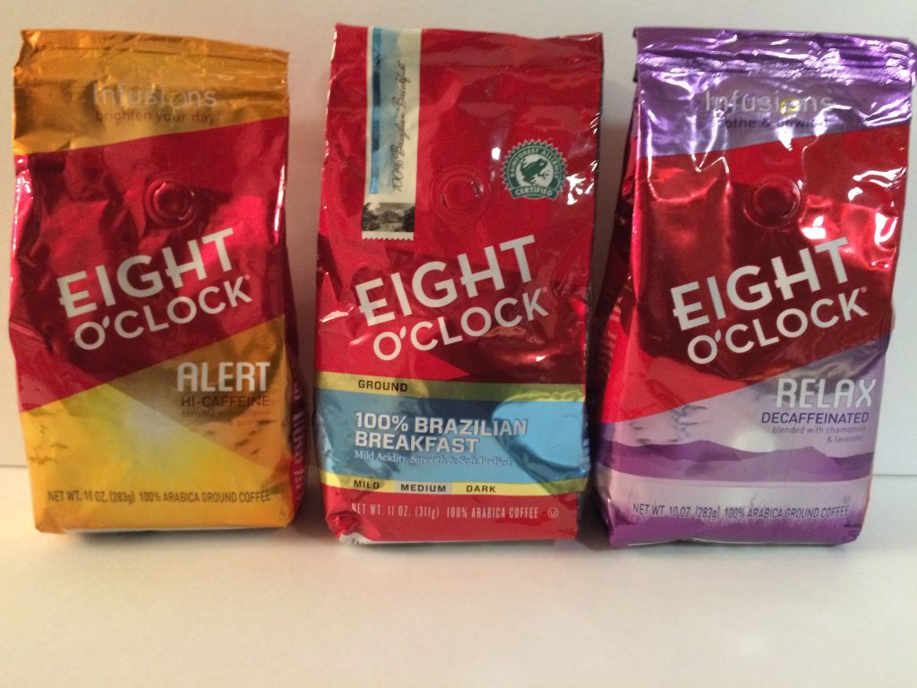 Eight O'clock Coffee Infusion Blends