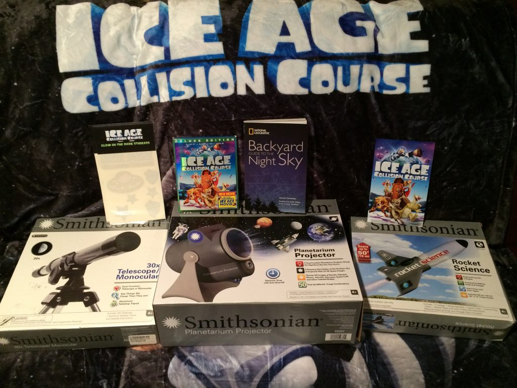 Ice Age: Collision Course Space Gear
