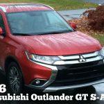 {Review} Road Trippin' in the 2016 Mitsubishi Outlander GT S-AWC #DriveShop #DriveMitsubishi