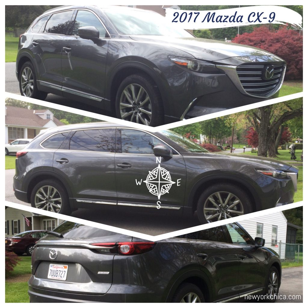 driveshop to the rescue with the new 2017 mazda cx 9. Black Bedroom Furniture Sets. Home Design Ideas